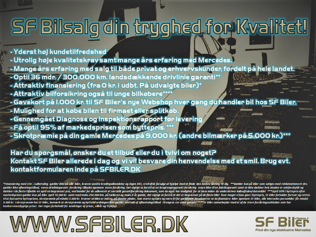 UPLOAD SF Bilsalg din tryghed for kvalitet - Kopi (2)